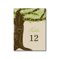 oak_tree_wedding_table_number_card_postcards-239737034145343295