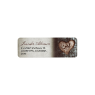 old_rustic_tree_wedding_return_address_labels-106818059585007419