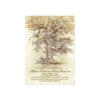 vintage_old_oak_tree_rustic_engagement_party_invitation-161843976652679221