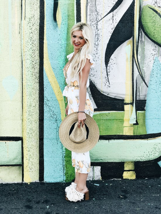 Dress Stylishly In This Lemon Jumpsuit