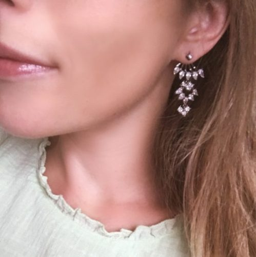 Crystal Statement Earrings