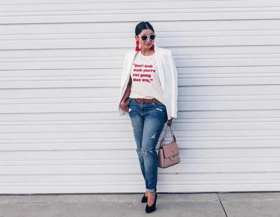 Chic Denim Outfit