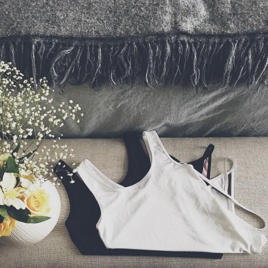 Black and White Bodysuits