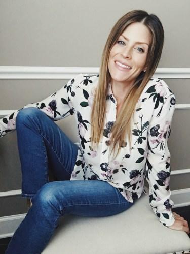 Libby Romano, LUXYMOM™, Head Shot