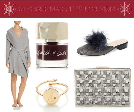 50 Christmas Gifts for Mom
