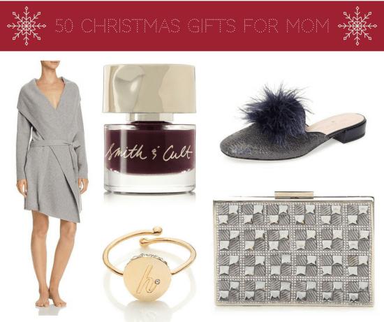 50 Christmas Gifts for Mom