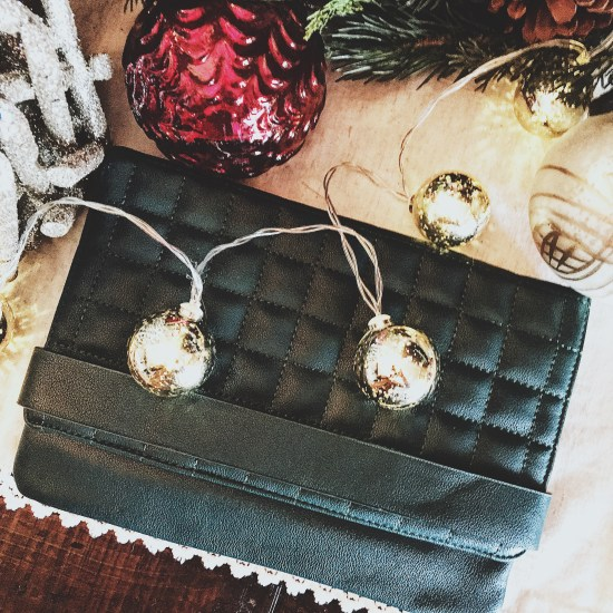 Green Clutch Shoulder Bag Mossimo Target Gifts for Mom