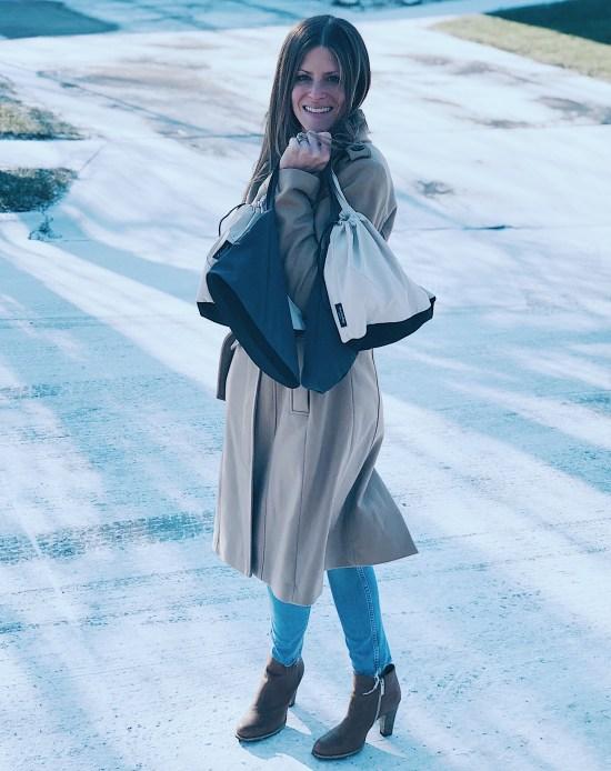 ShoeShoeBags Shoe Bags for Bad Weather