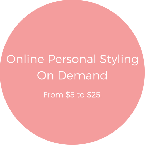 Online Personal Styling On Demand Icon (1)