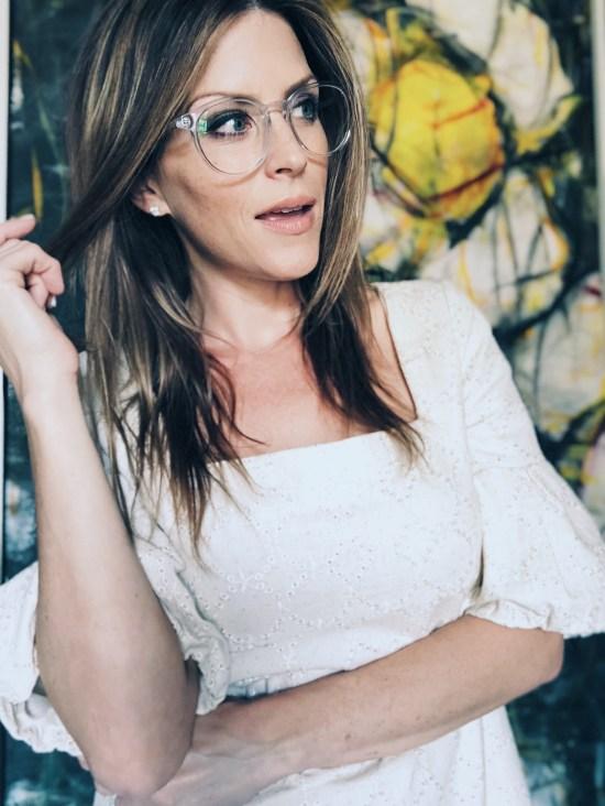 How To Buy Prescription Glasses Online - My Hilary Duff ... Hilary Duff Eyeglasses