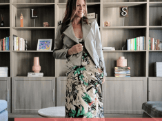How To Style Maxi Dress Outfits For Fall