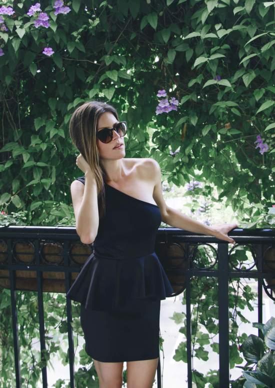 ThredUP Little Black Dress Closeup LUXYMOM