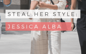 Steal Her Style Jessica Alba Casual Jeans Outfit