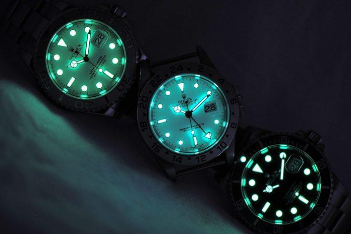The Best Watch Lume