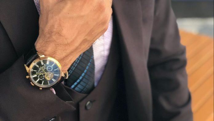 rich man wearing Best Watch Under 5000
