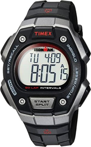 Timex Ironman Classic 50 is the best watch under 50 dollars