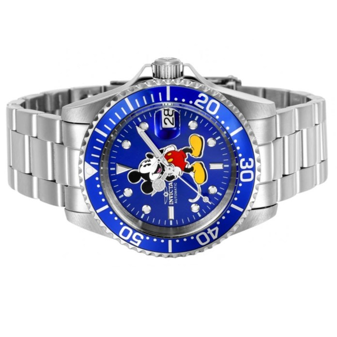 24608 Invicta Mickey Mouse watches for men
