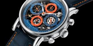 Best Chronoswiss watch - Opus Chronograph