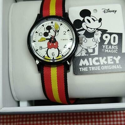 TIMEX × BEAMS Mickey Mouse 90th Anniversary watch