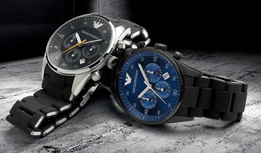 Emporio Armani Watches – Innovation in design