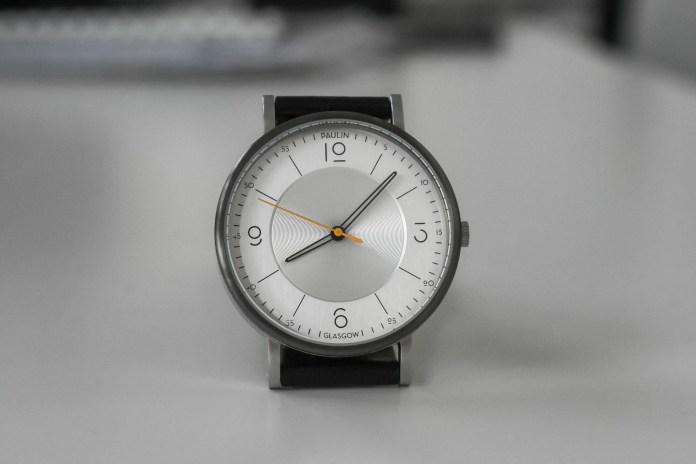 Paulin – Commuter Automatic Minimalist Watch