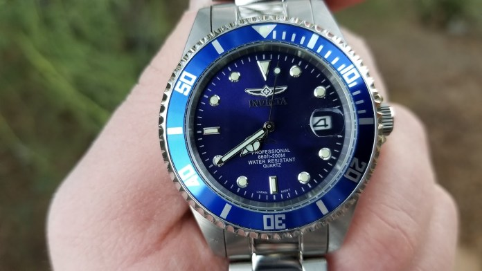Submariner Invicta Watches Review