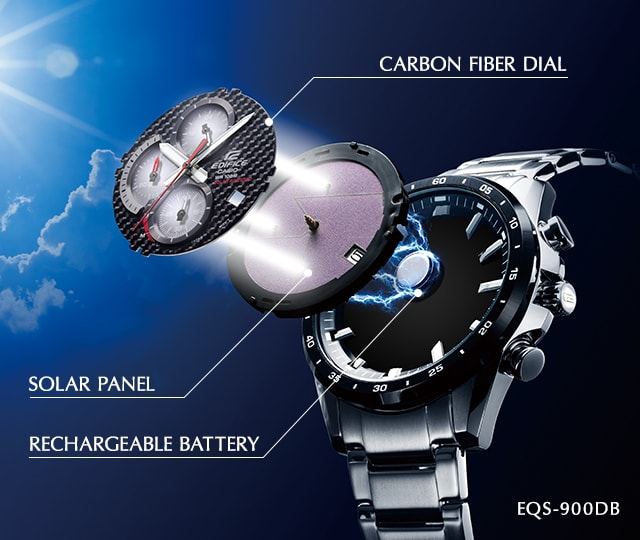 Solar Athletic Watches