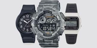 Best Casio watches