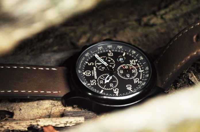 Expedition Field Timex Chronograph watch