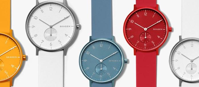 Skagen Denmark watches designs