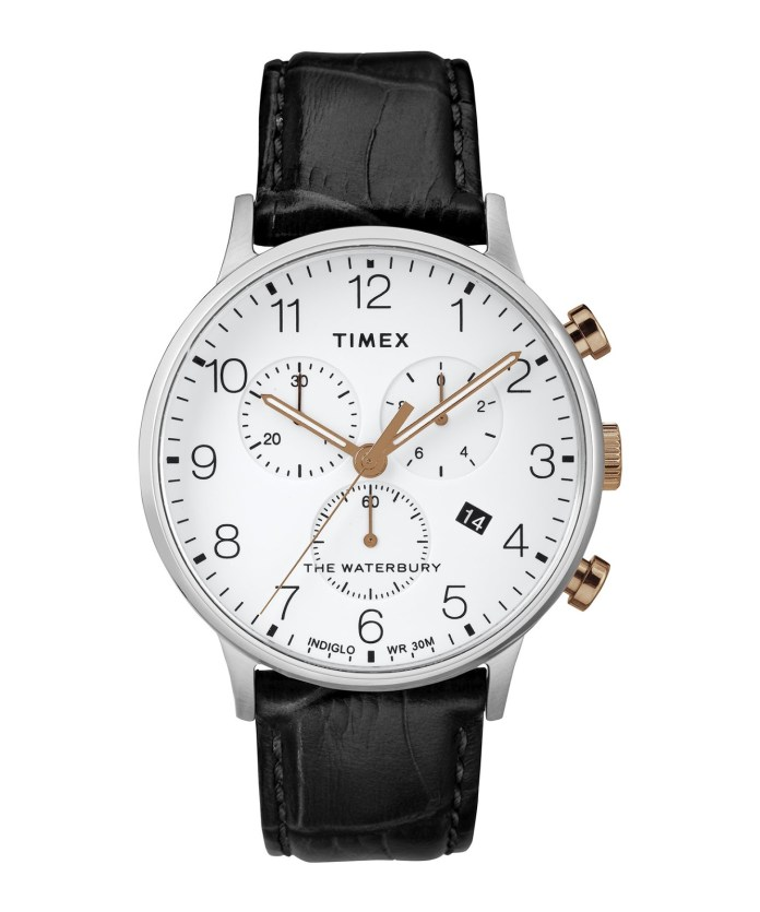 WATERBURY CLASSIC CHRONOGRAPH from TIMEX
