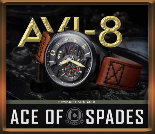 avi-8 harrier II ace of spades