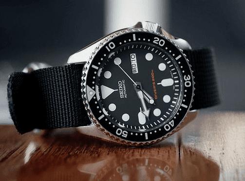Best Diver Tool Watch - Seiko SKX007K