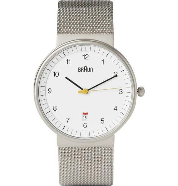 Braun Vintage Style Watch