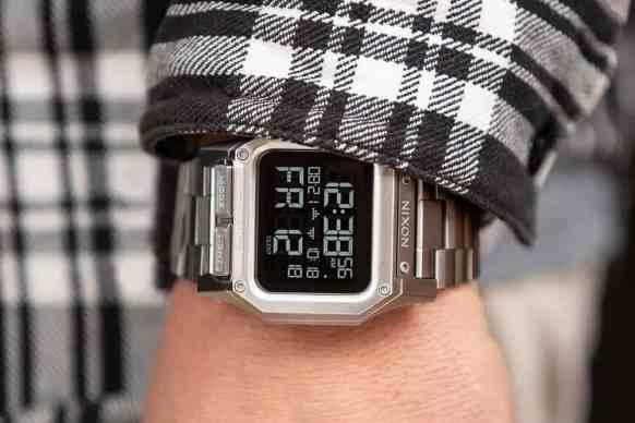 Digital Watch Dials
