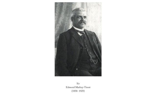 Edmond Mathey-Tissot (1852-1929)