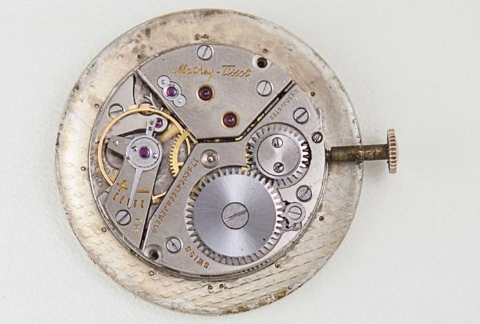 Mathey Tissot Watch Movements