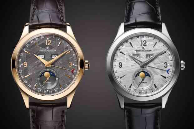 Meteorite Dial Watches