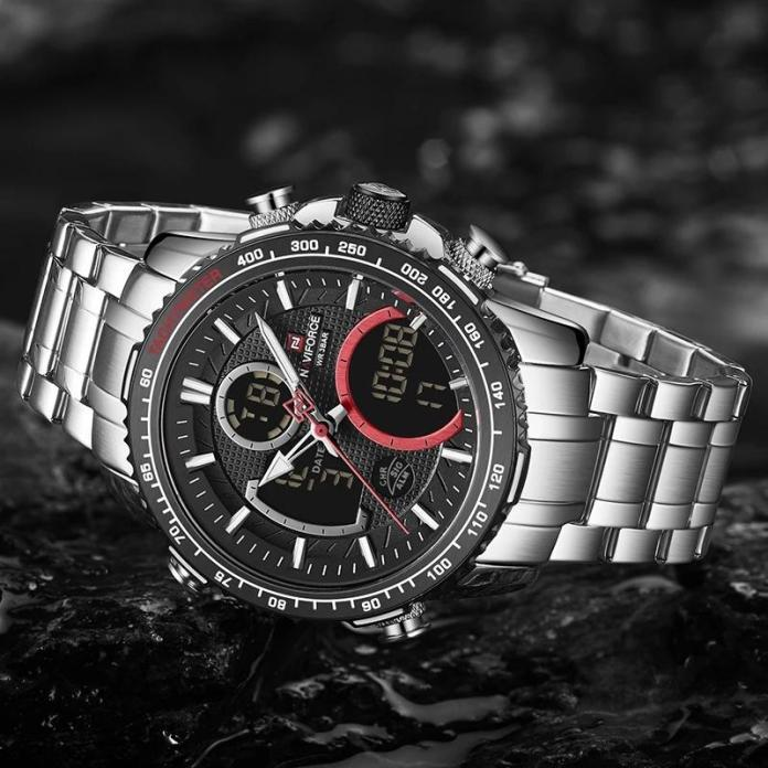 Naviforce Watches Materials