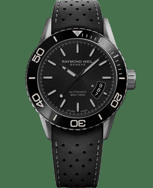RW Freelancer Diver Watch Review