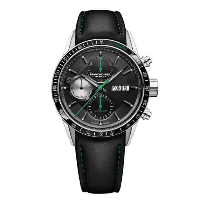 Raymond Weil Freelancer Automatic Chronograph Review