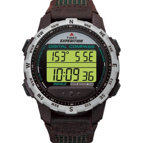 Timex T77862 Expedition Digital Compass Watch