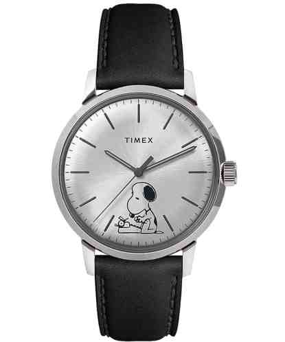 Timex Typing Snoopy watch