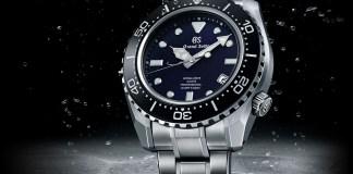 Titanium Diving Watches -Grand Seiko Diver Watch
