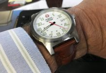 Wenger Swiss Military Watch