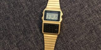 Gold Calculator Watches Mania - History and Watch Recommendations