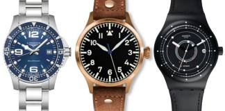 Top 10 Affordable Watches Under $1,000