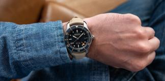 Watch Review: Bremont Supermarine S-302 GMT Diver