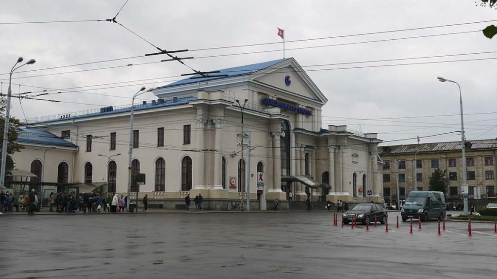 Estación de Tren de Vilnius