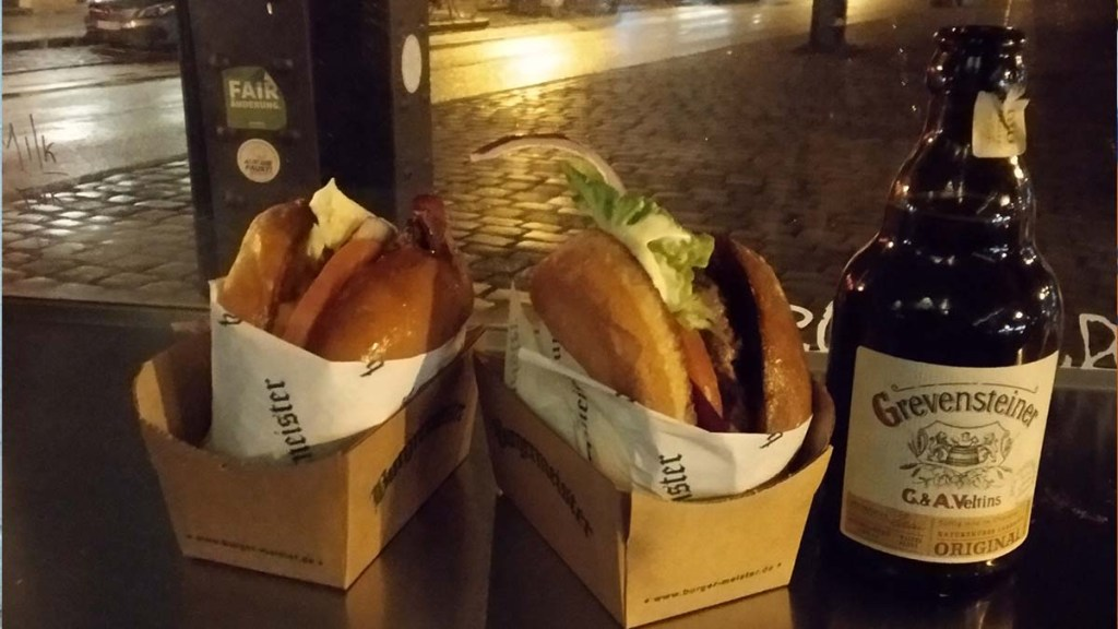 Hamburguesa BurguerMeister
